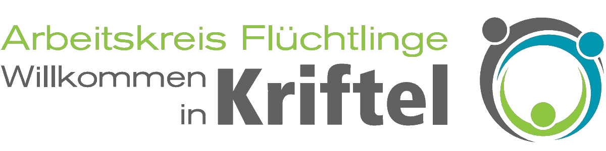 Zur Homepage des Arbeitskreis Flüchtlinge 'Willkommen in Kriftel'